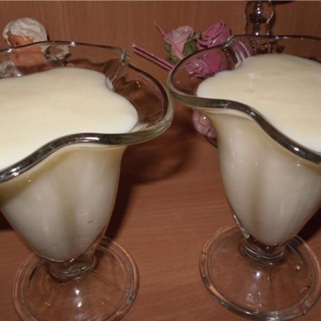 Молочный кисель