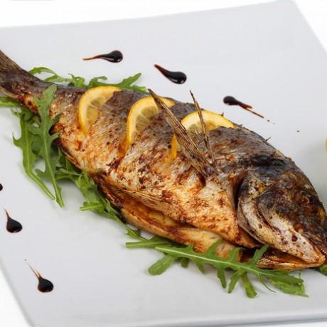 Правила подачи и употребления рыбы