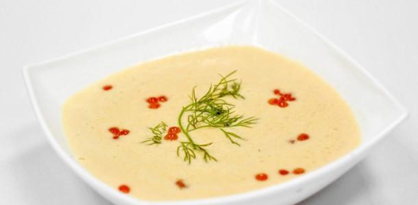 Норвежский сливочный суп