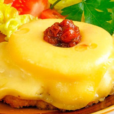 Мясо с ананасами по-гавайски